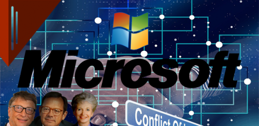 Mary Maxwell Gates of United Way, John Opel of IBM, and the Very Shady Origins of Microsoft Corporation
