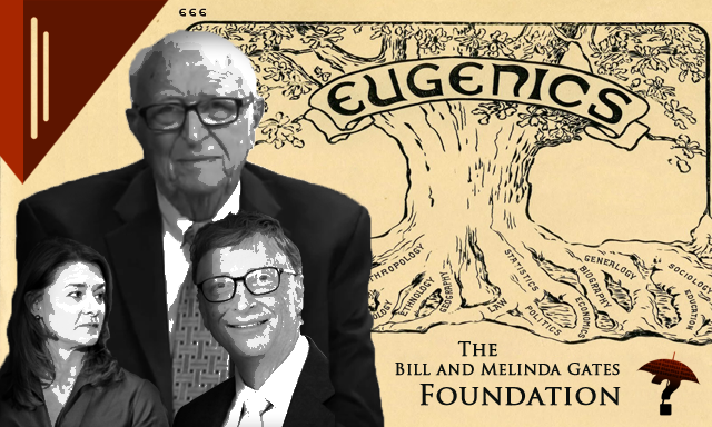 William Gates Sr. Worked With Planned Parenthood and the Rockefeller-Financed Eugenics Movement in America