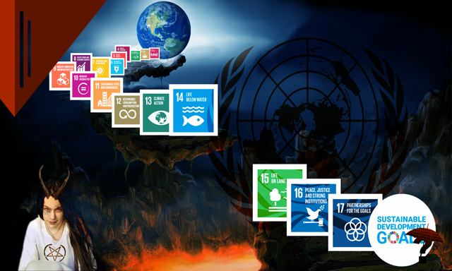 Historical Quotes Regarding the United Nations, Lucifer, Agenda 2030, and New World Order